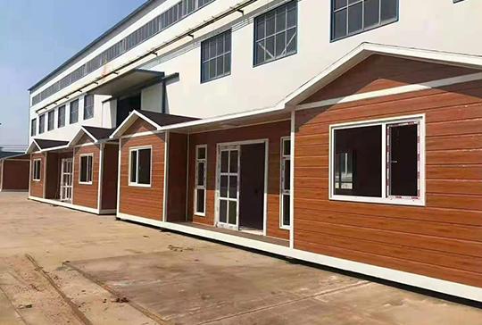 轻钢结构房屋